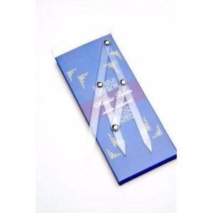 acrylic caliper