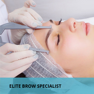 eyebrow cosmetology specialist career