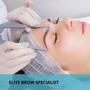 eyebrow cosmetology specialist career